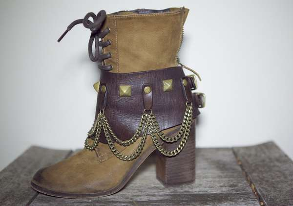 Belted Boot Accessories