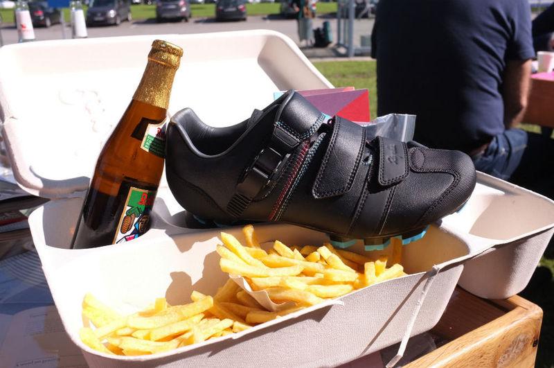 Frites Footwear Packaging