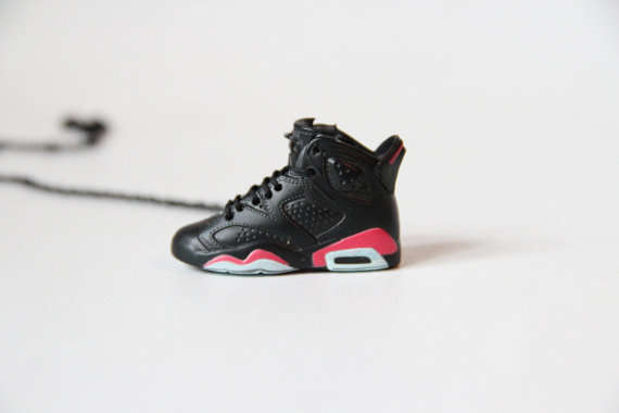 Mini Sneaker Necklaces