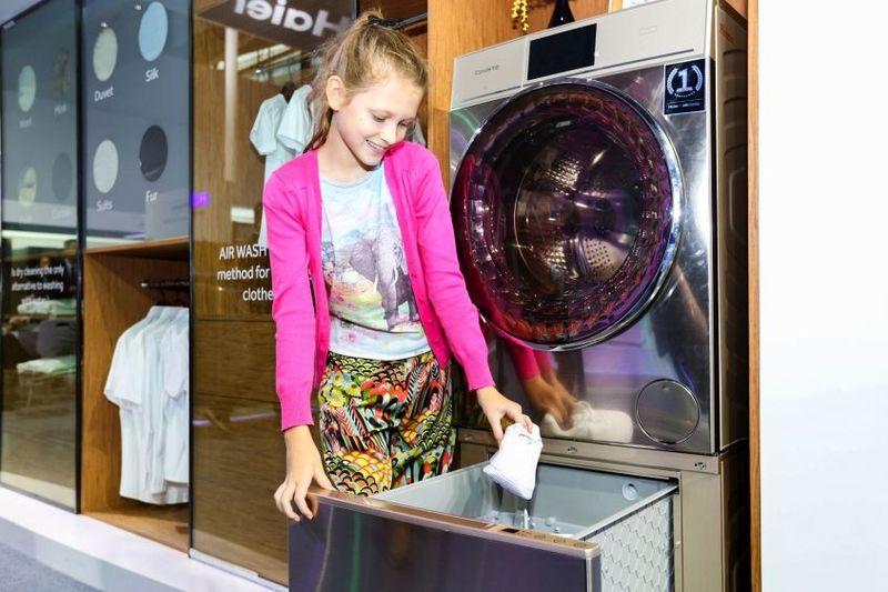Shoe-Scrubbing Appliances