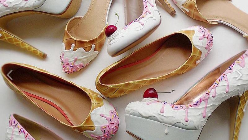 Sweet Treat Stilettos