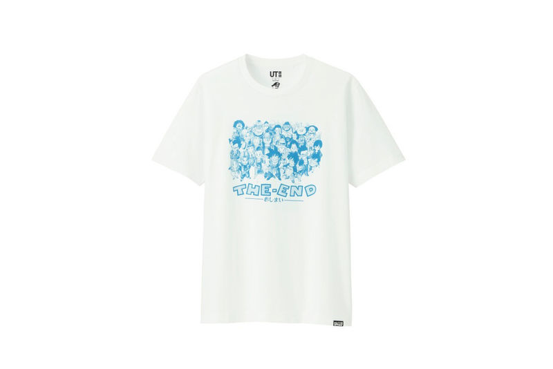 Updated Anime Tee Collaborations