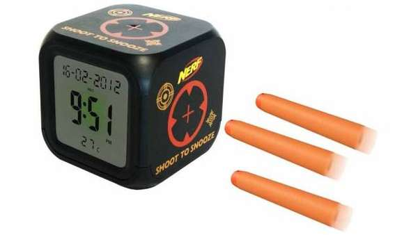 Active Alarm Clocks