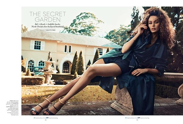 Seductive Estate Editorials