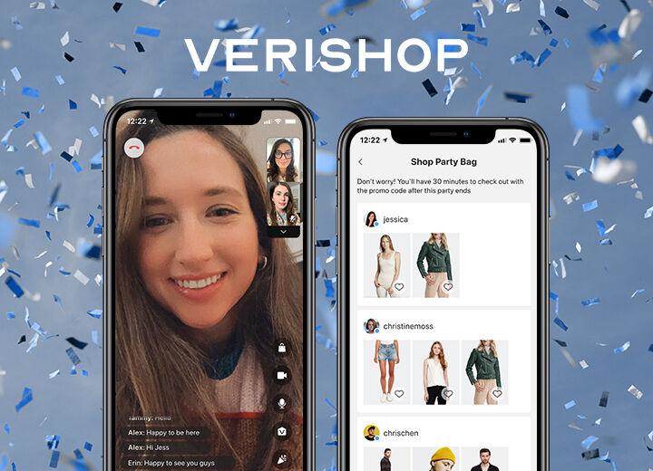 Virtual Shopping Parties