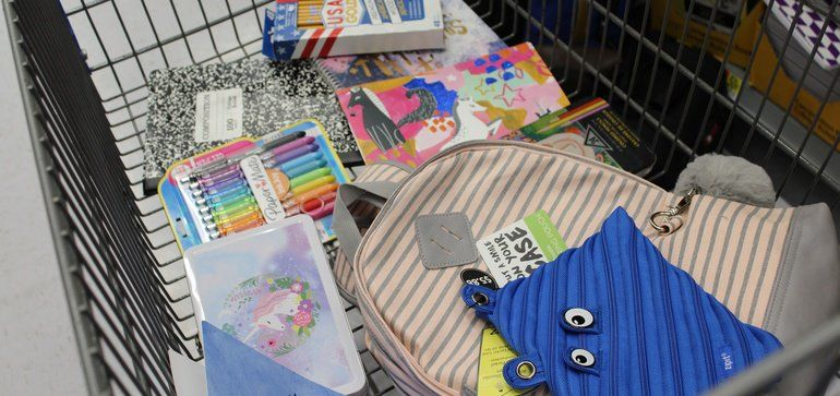 Efficient Back-to-School Shopping Applications