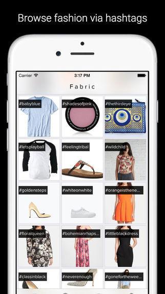 Hashtag Shopping Apps