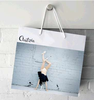 Shopping Bag Canvass