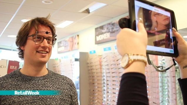 Interactive Optometry Shops