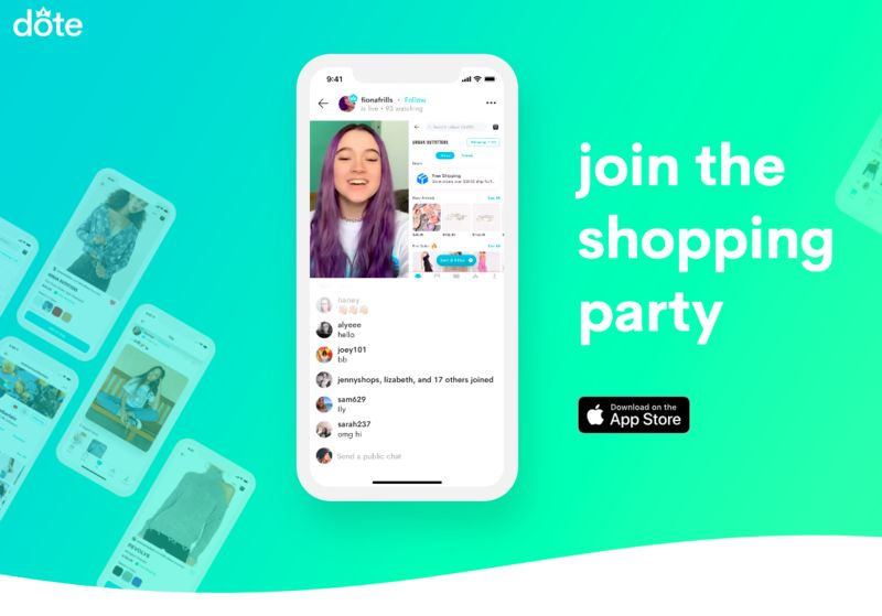 Shopping Party Apps