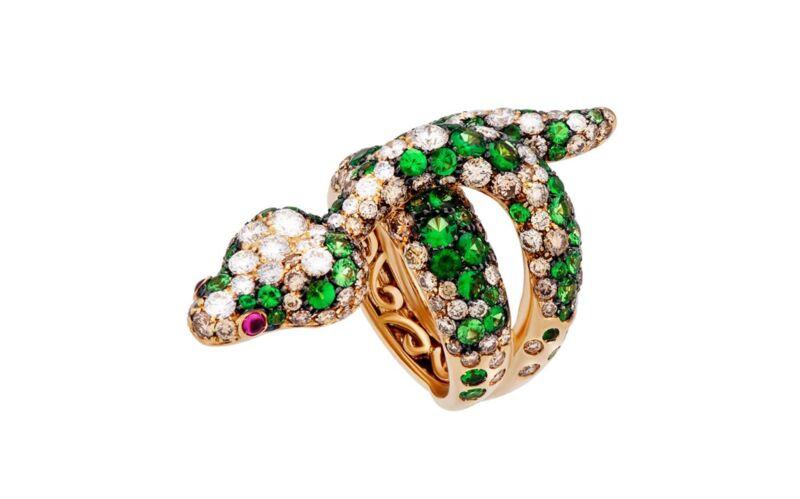 Luxurious Statement Jewelry Pieces