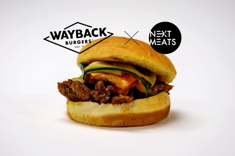 Plant-Based Short Rib Burgers