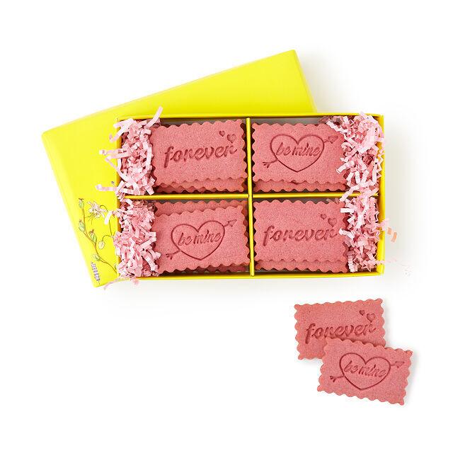 Romantic Shortbread Cookies