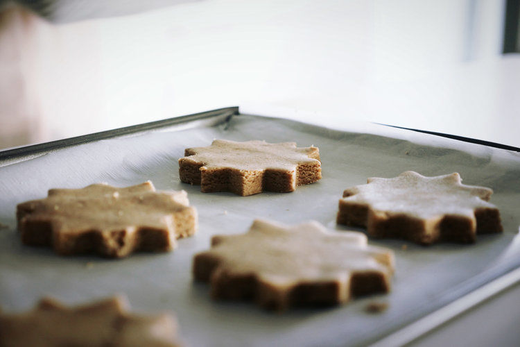 Charitable Shortbread Holiday Campaigns