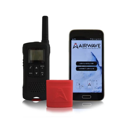 Alpine Walkie-Talkies