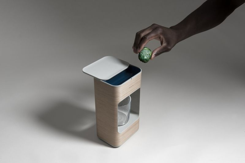 AI-Powered Beverage Machines