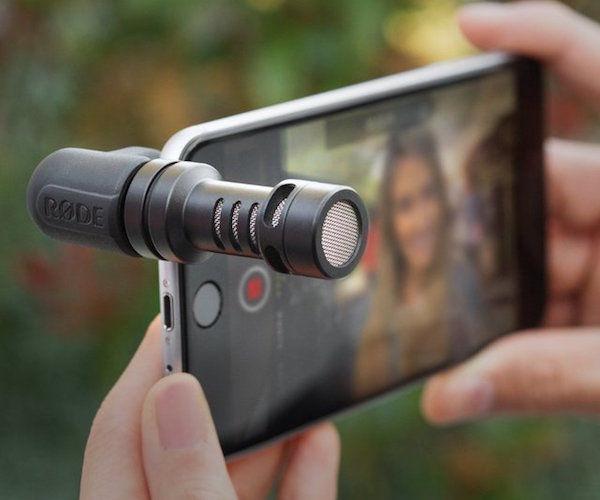 Professional-Grade Smartphone Mics