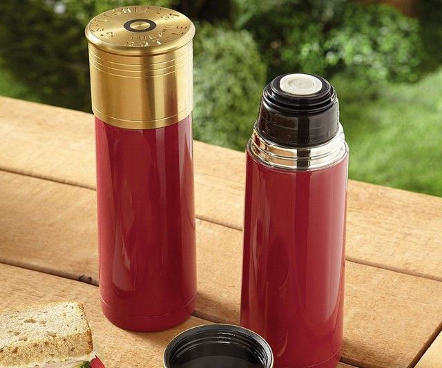 Shotgun Shell Flasks