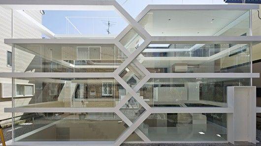 Trippy Transparent Homes