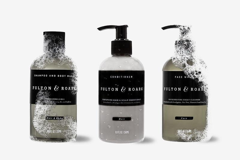 Vitamin-Enriched Shower Kits