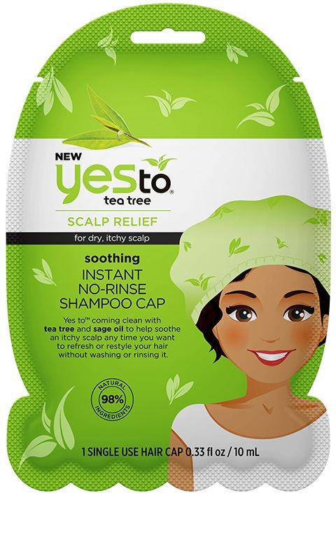 Hair-Refreshing Shampoo Caps