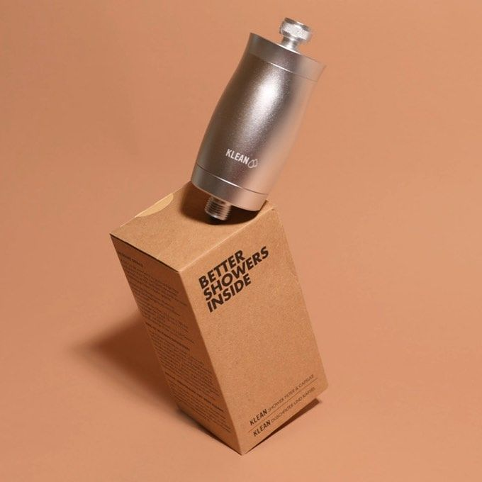 Eco-Friendly Shower Filters