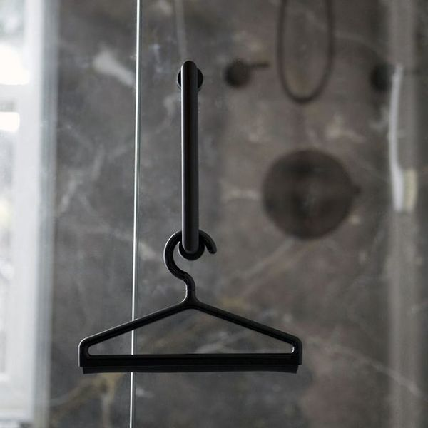 Delightful Shower Squeegee Hangers