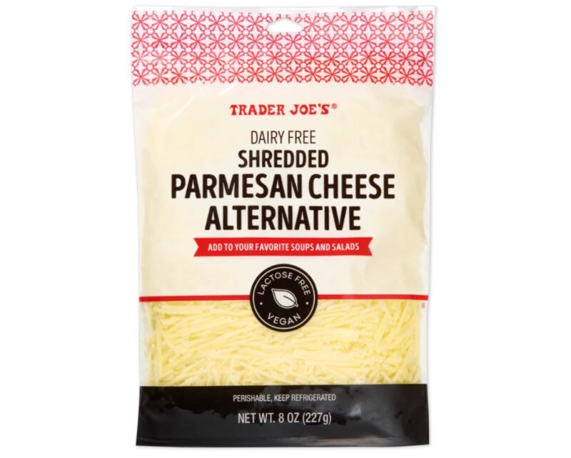 Vegan Parmesan Cheese Alternatives