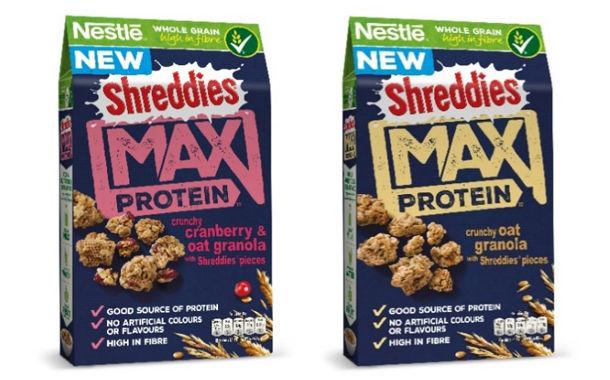 High-Protein Granolas