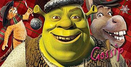 "DreamWorks Ogre Christmas Special + ""Shrek Goes Fourth"" in 2010"
