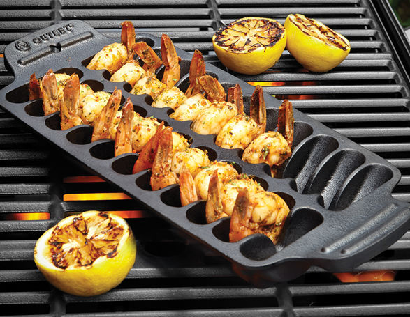 Seafood-Specific Grill Pans