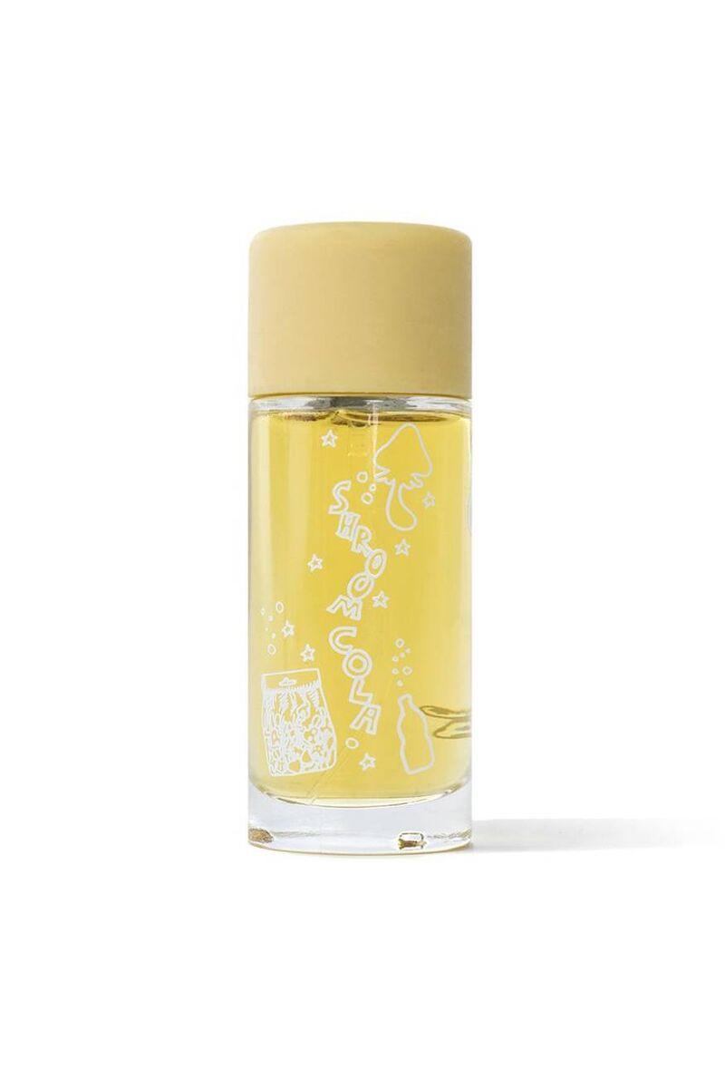 Mushroom-Scented Perfumes