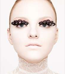 Lace Eyelashes