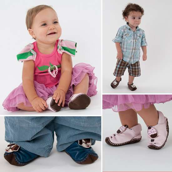 Kid-Friendly Footwear