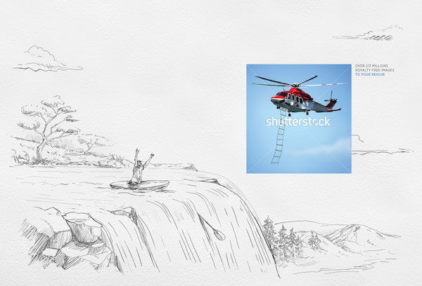 Rescue-Themed Advertising Campaigns