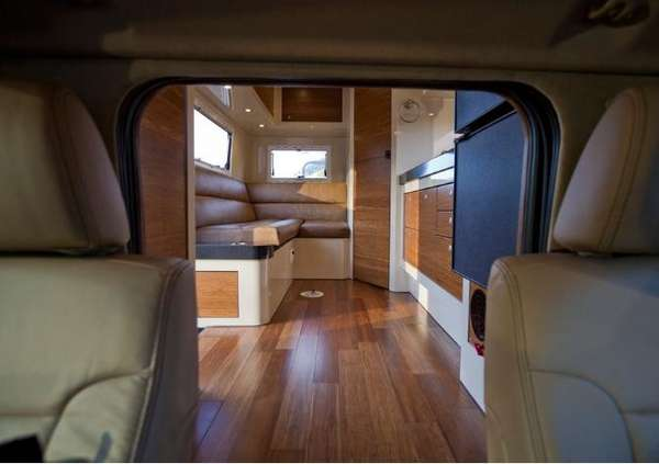 Off-Road Ready Luxury RVS