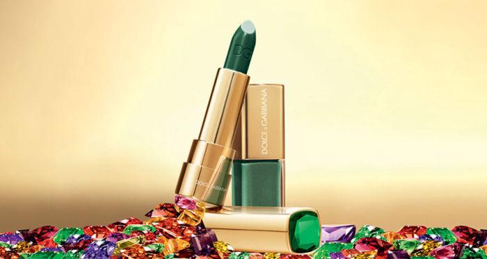 Emerald Designer Lipsticks