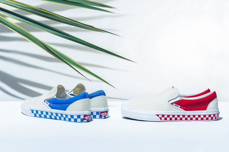 Vinrantly Checkered Canvas Shoes
