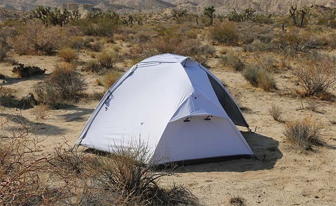 All-Season Heat-Blocking Tents