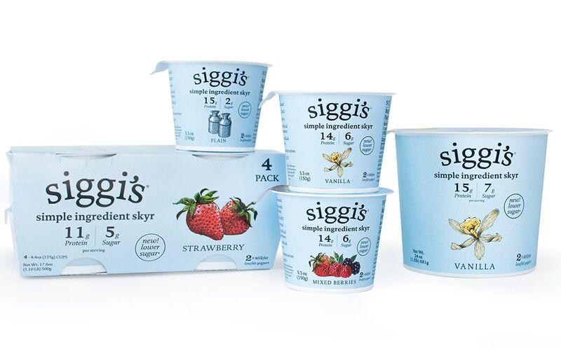 Sugar-Wise Yogurt Products