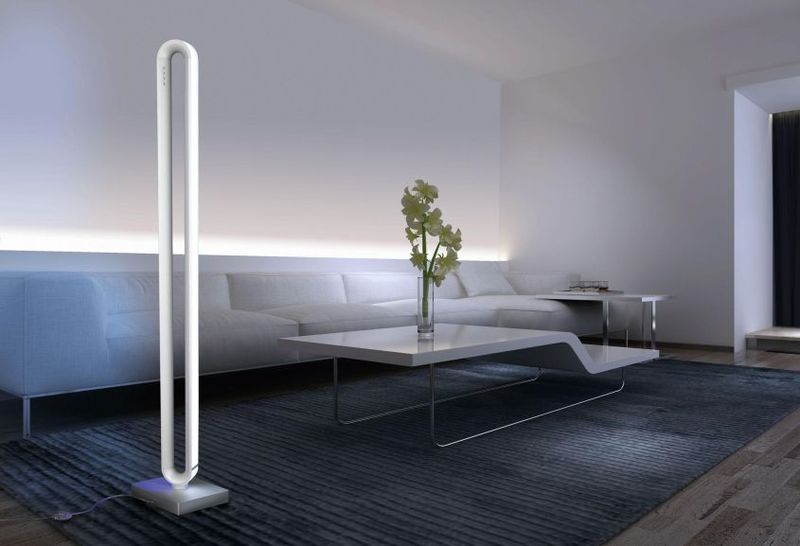 Smart Sculptural LED Lamps