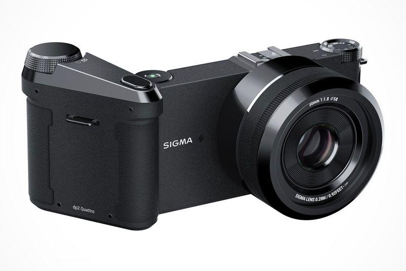 Ergonomic Extended Battery Cameras