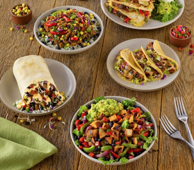 Chef-Crafted Mexican Entrees