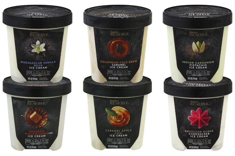 Globally Inspired Ice Creams