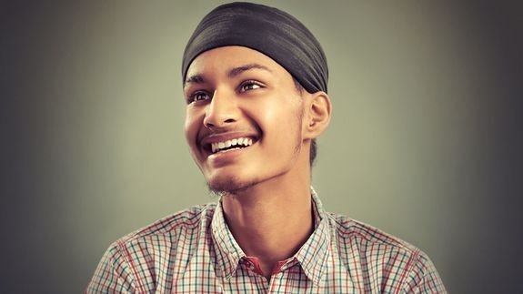 Celebratory Sikh Portraiture