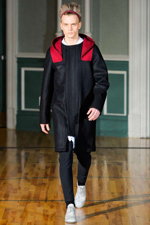 Sporty Suit Catwalks