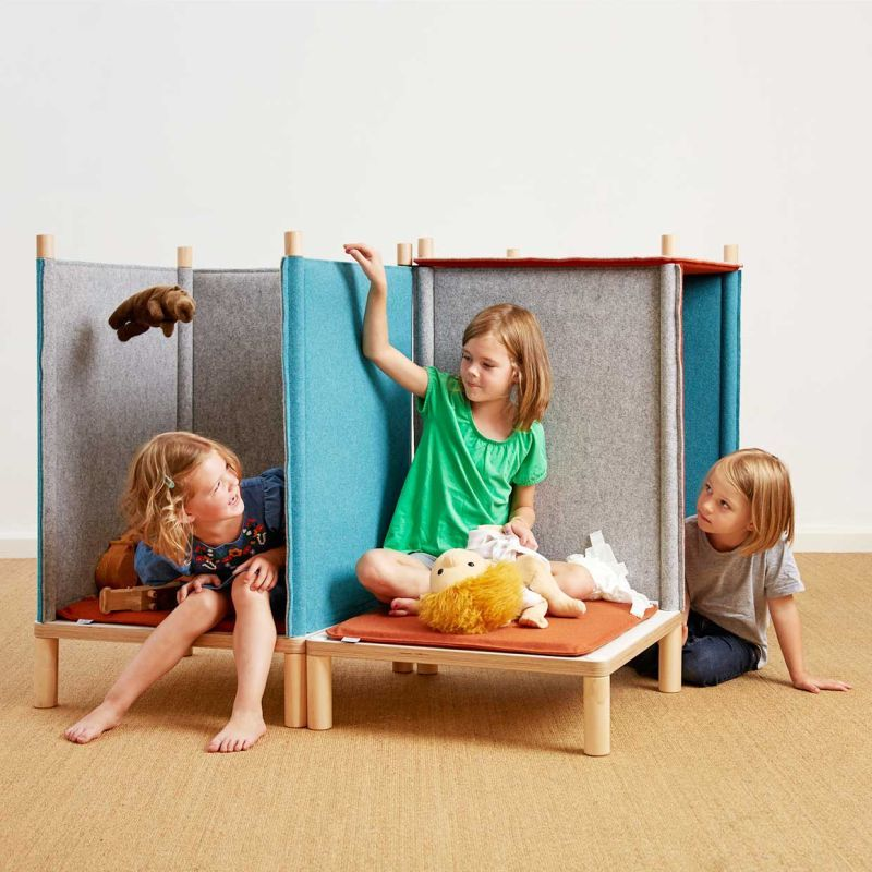 Transitional Childhood Furniture Systems