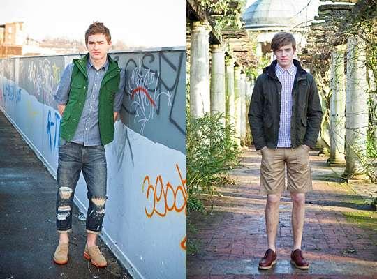 Hipster Spring Fashion Silas Spring 2011 Lookbook