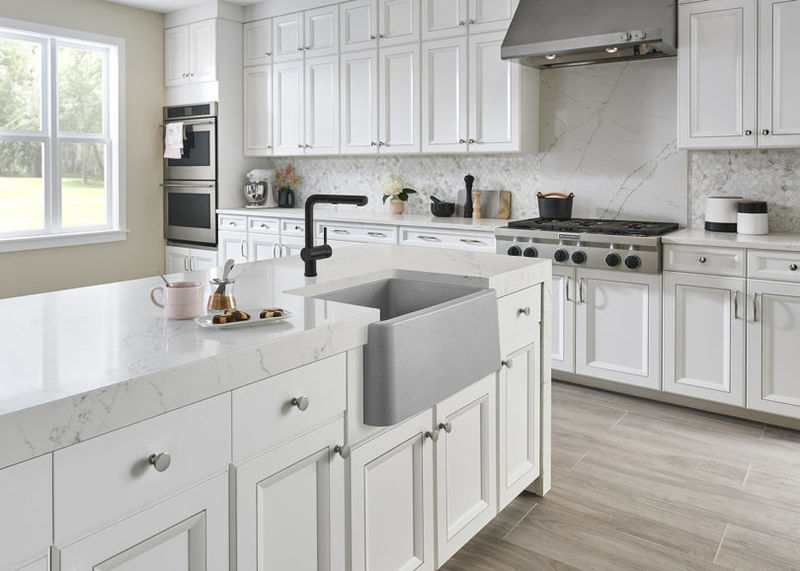 Stain-Proof Kitchen Sink Designs