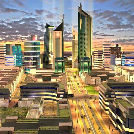 African Tech Cities